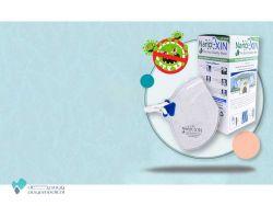 ماسک صنعتی FFP3 بدون سوپاپ نانوکسین