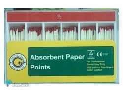 کن کاغذی پروتیپر روتاری | (Protaper Rotary Paper Points (F-sizes