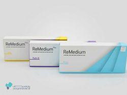 فیلر کره ای رمدیوم remedium
